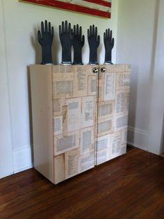 Ikea's IVAR cabinet . . . Reimagined – A. Carrier Studio