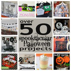 Halloween Projects/Crafts