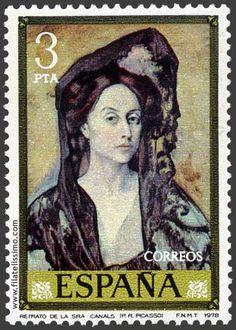 Retrato de la Señora Canals