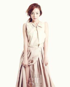 KARA Goo Hara - Vogue Girl Magazine March Issue '13