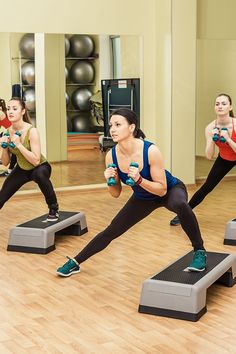 If Fitness Class Descriptions Were Actually Honest, This Is What They'd Say