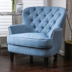 Found it at Joss & Main - Sanna Tufted Arm Chair