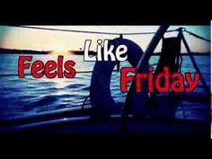 "My lyric video for ""Feels Like Friday"" #FeelsLikeFriday #Friday #TGIF #countrymusic #nowplaying #newmusic"