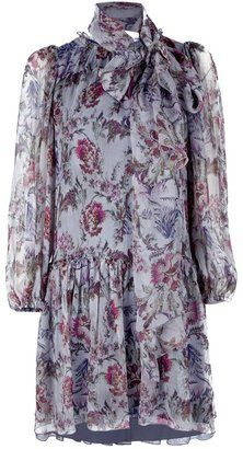 ShopStyle: Dolce & Gabbana Floral print dress