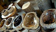 Petrified Wood Sink | IndoGemstone