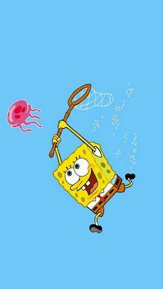 Wallpaper of Spongebob for fans of Spongebob Squarepants 8297807 Spongebob Iphone Wallpaper, Cartoon Wallpaper Hd, Disney Wallpaper, Spongebob Patrick, Spongebob Memes, Spongebob Squarepants, Bff, Incredible Cartoon, Best Friend Wallpaper