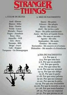 Read 1 from the story Memes de Stranger Things by wolfhardftme- (𝙅𝙐𝙇𝙄𝙀𝙏𝘼.) with 190 reads. Stranger Things Have Happened, Stranger Things Funny, Stranger Things Netflix, Starnger Things, Saints Memes, I Call You, Spanish Memes, Malec, Read News