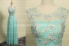 Custom Venice Lace Pearl Beaded Long Prom Dress Illusion Neckline Cap Sleeve Formal Gown  Evening Dress  Bridesmaid Dress