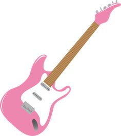 Música - Minus School Of Rock, Rock Of Ages, Guitar Clipart, Silhouettes, Sunday School Decorations, Pink Guitar, Music Rock, Hip Hop Party, Rock Star Party