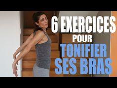 Réussite fitness- 6 Exercices pour Tonifier Ses Bras - YouTube