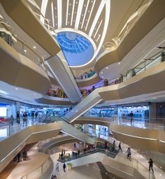Kaisa Plaza Sets a Retail Benchmark for the City of Huizhou.
