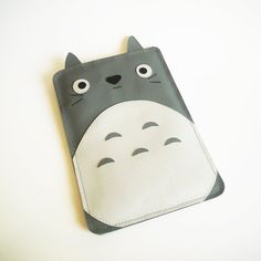 Totoro Kindle 4 case/ Kindle Touch case / Original by rabbitdream, $27.00