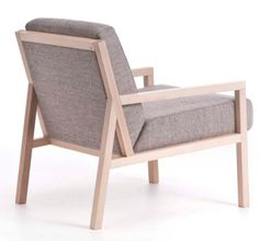 furniture chair Paris Lounge Chair Jarrett Furniture - Supplying to individual hospitality projects in the UK and abroad Plastic Chair Design, Chair Design Wooden, Lounge Chair Design, Furniture Design, Modern Wood Chair, Wooden Dining Chairs, Dinning Table, Vintage Design, Drake