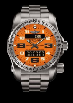 Emergency II watch by Breitling