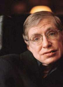 Stephen Hawking. Physicist . Former Lucasian Professor of Mathematics at Cambridge University , Founder of the Centre for Theoretical Cosmology at the University . Admired not just for his contribution to cosmology , but for tenacity and determination in confronting a disabling muscle disease