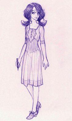 Isadora Quagmire// YES, FINALLY FOUND FAN ART OF HER!!!!! <<<I love Isadora!