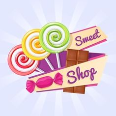 Find Sweet Shop Poster Background Lollipops Candy stock images in HD and millions of other royalty-free stock photos, illustrations and vectors in the Shutterstock collection. Thousands of new, high-quality pictures added every day. Chocolate Logo, Chocolate Drip, Logo Dulce, Sweet Factory, Sweet Logo, Candy Logo, Candy Quotes, Bakery Branding, Lollipop Candy