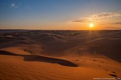 Senek Sands in the Mangystau region, Kazakhstan