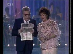 Silvestr 1986 (Televarieté - 56.vydání) - YouTube Karel Gott, Film, Nostalgia, Entertainment, Humor, Retro, Concert, Music, Youtube