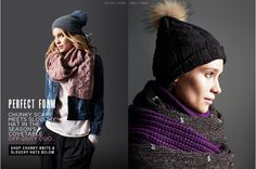 Chunky Knit Scarves, Hats & Gloves - Bloomingdale's