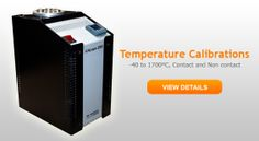 Get the high range #temperature-calibration equipment from Tempsens