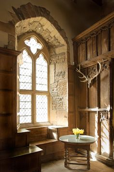Haddon Hall, One of my Favorite English Homes (A distant related family of mine)