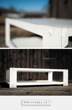 Puro/It's all in the Details Salongbord, 140x80x40 1500,-