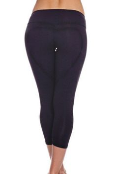 1b696687f2be28 Black Heart Butt™ Capri Yoga Legging. Scarlett Sun Yoga Wear · Nina B Roze  ...