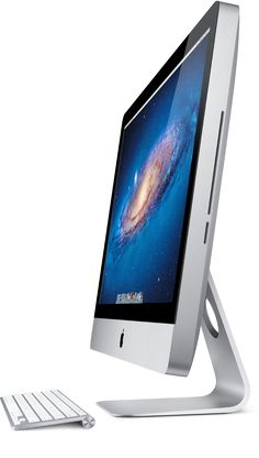 Apple - iMac >> Of course in my home office, I want this one. I think it'd have to be a family one though, knowing my children. I honestly couldn't take the thought of them touching this yet though they are children friendly.