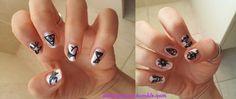 EXO nail art