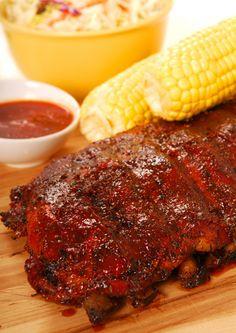 Caribbean Bbq Pork Ribs   Recipe International