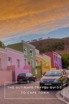 Cape Town, South Africa - The Design Capital of the World  via @PureWow
