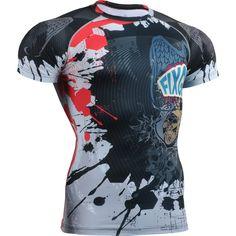 Larga para hombre camisetas de ciclismo en bicicleta de montaña ropa ... 8b9b0fdf595