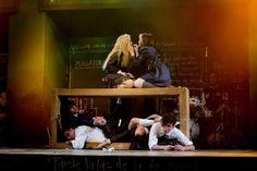 #despertarDePrimavera el musical Venezuela. #BrodwayEnEspanol. Una producción de: Mimi Lazo, Luis Fernández, Marian Valero y Mírela Mendoza