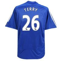 Adidas Chelsea Home Shirt 2006/08 - Kids with Terry 26 Chelsea Home Shirt 2006/08 - Kids with Terry 26 printing. http://www.comparestoreprices.co.uk/football-shirts/adidas-chelsea-home-shirt-2006-08--kids-with-terry-26.asp