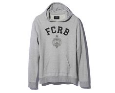 F.C.R.B. L/S PULL OVER SWEAT PARKA