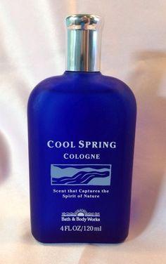 Bath & Body Works Cool Spring Cologne Spray