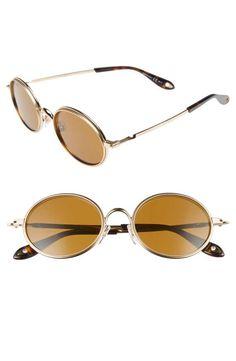 8c24208bc7a0a Givenchy 52mm Retro Sunglasses