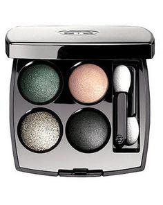 Chanel Les 4 Ombres Spring 2014 Makeup Collection  Tissé Vénitien