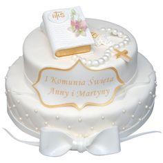 torty komunijne – Szukaj wGoogle Cake, Google, Desserts, Food, Tailgate Desserts, Deserts, Kuchen, Essen, Postres