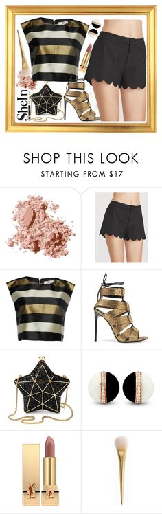 """Untitled #384"" by kat-van-d ❤ liked on Polyvore featuring Bobbi Brown Cosmetics, True Decadence, Tom Ford, Aspinal of London, Yves Saint Laurent and shein"