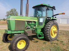 125 hp John Deere 4430.From 40 years ago