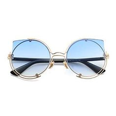 The Leaflet Sunglasses Blue