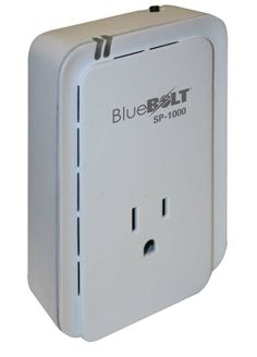 """Panamax SP-1000 SmartPlug """"Provides low-cost energy monitoring, load control, and scheduled conservation in a compact form factor that plugs directly into any standard 120V, 15A outlet."""""""