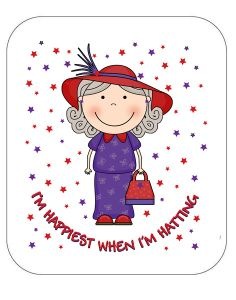 Image result for red hat society clip art free download | Red Hat ...