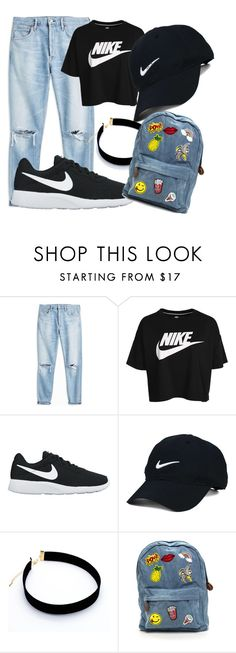 """Untitled #107"" by misszoe101 ❤ liked on Polyvore featuring NIKE and Nike Golf"