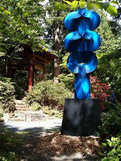 Sebastian sculpture below the Korean War Memorial