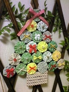 壁掛けクリスマスツリーの作り方|インテリア|日曜大工・DIY|ハンドメイド | アトリエ