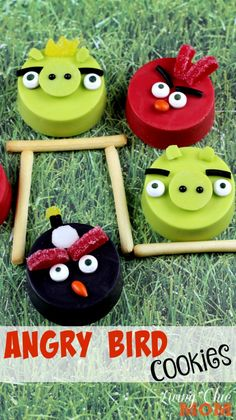 Angry Birds 5th Birthday Party Supplies and Group See-Thru Balloon Decorations Mayflower