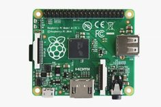 The new raspberry pi A+ for only $20! Smaller, lower-power